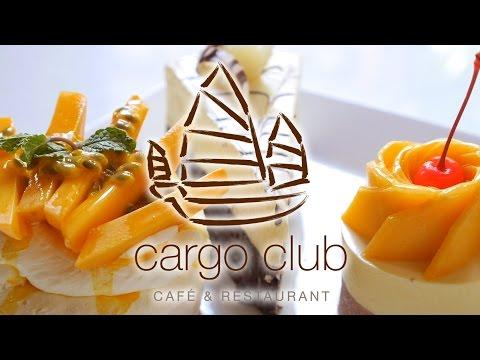 Promotion video for Cargo Club Cafe & Restaurant